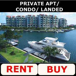 Private Apt / Condo / Landed
